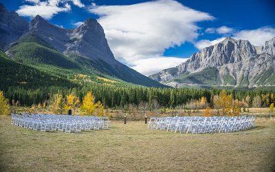 How To Plan For Outdoor Ceremonies