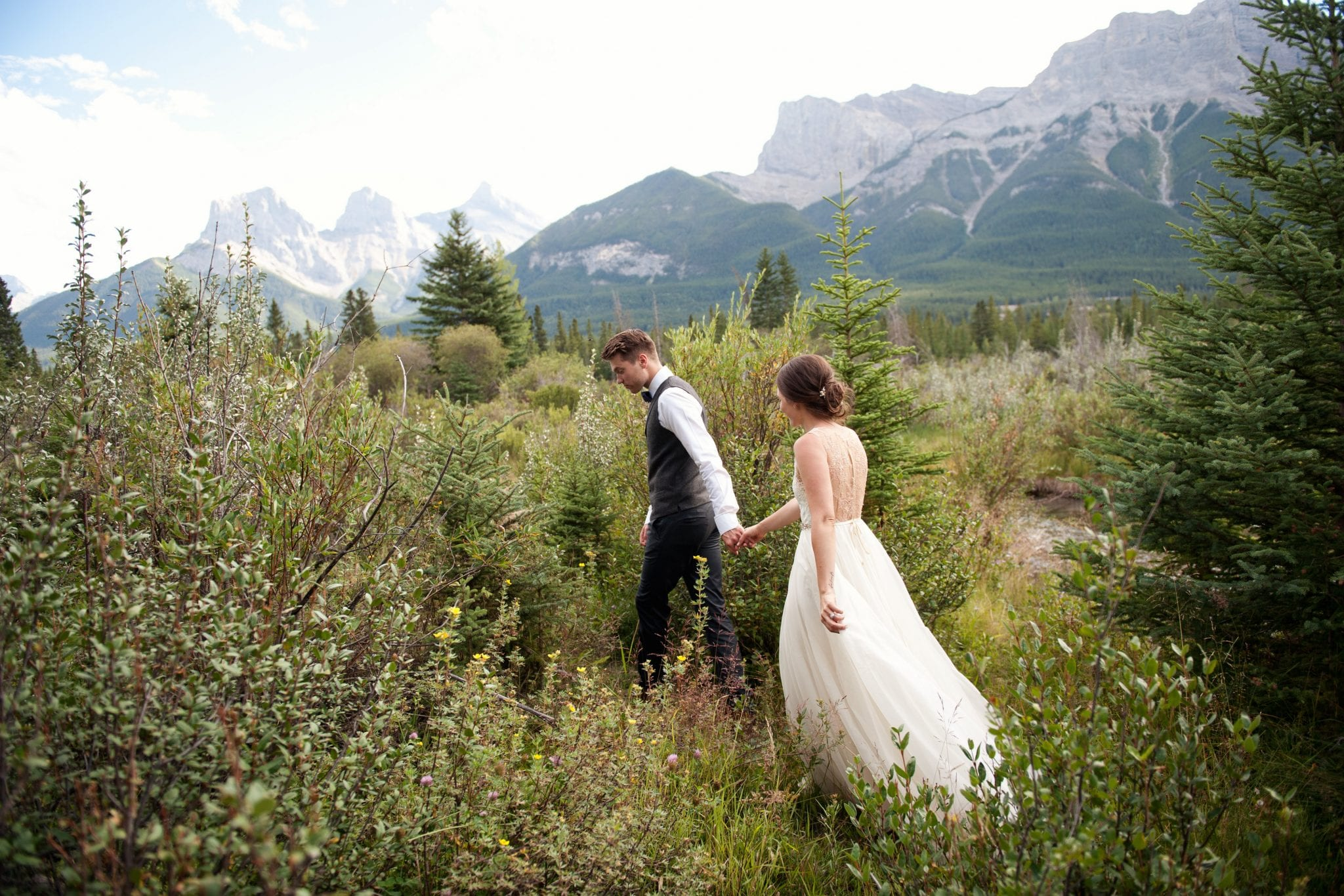 Walk in the mountains - Photo credit Tara Whittaker Photography