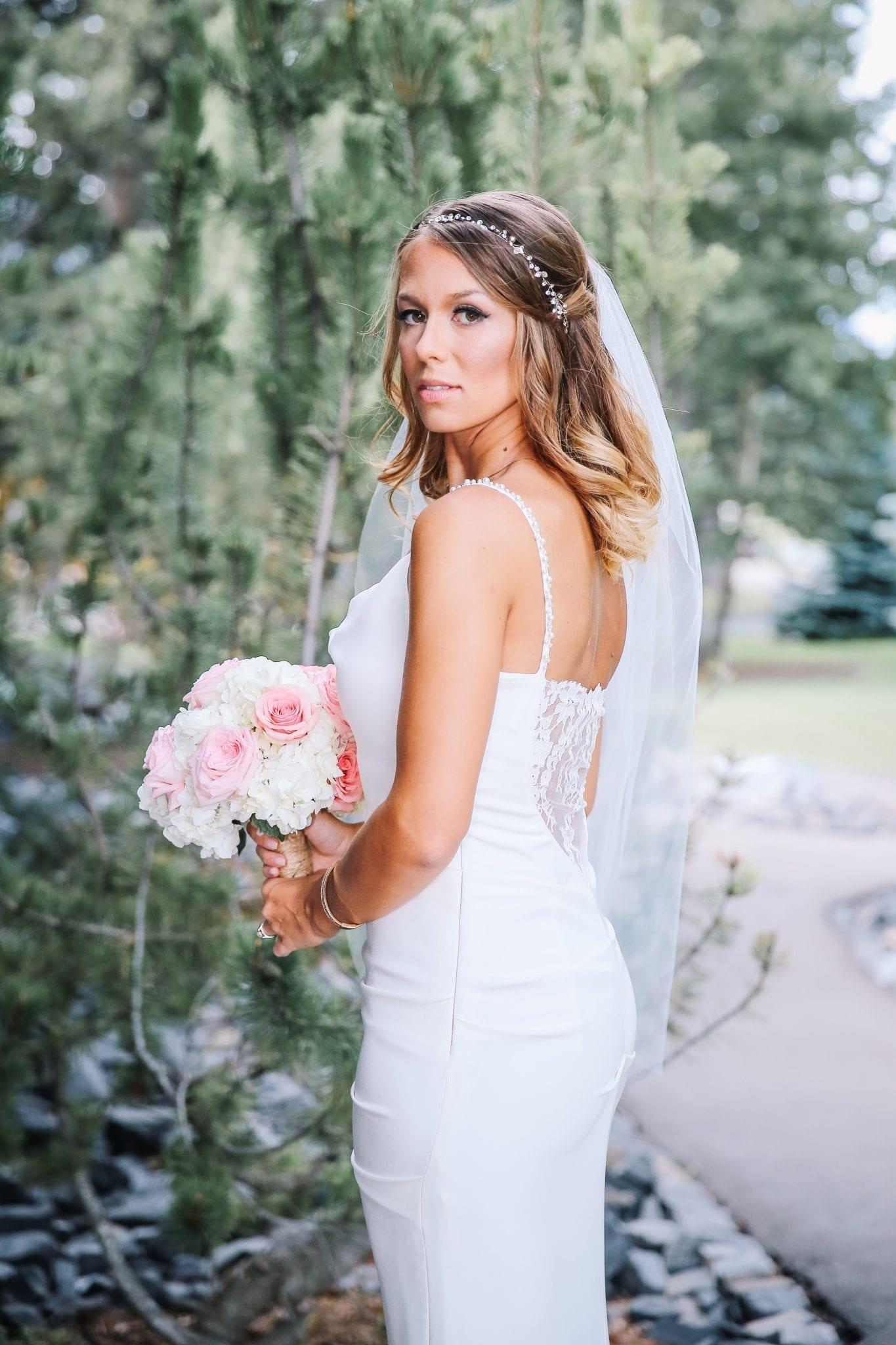 Beautiful bride - Photo credit Winter Lotus Photography