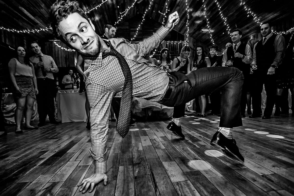 Party time - Photo credit Two Mann Studios