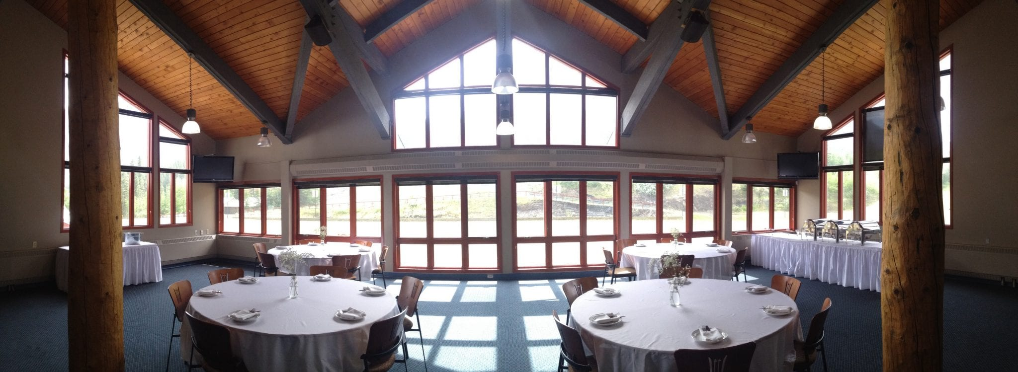 CNC banquet room