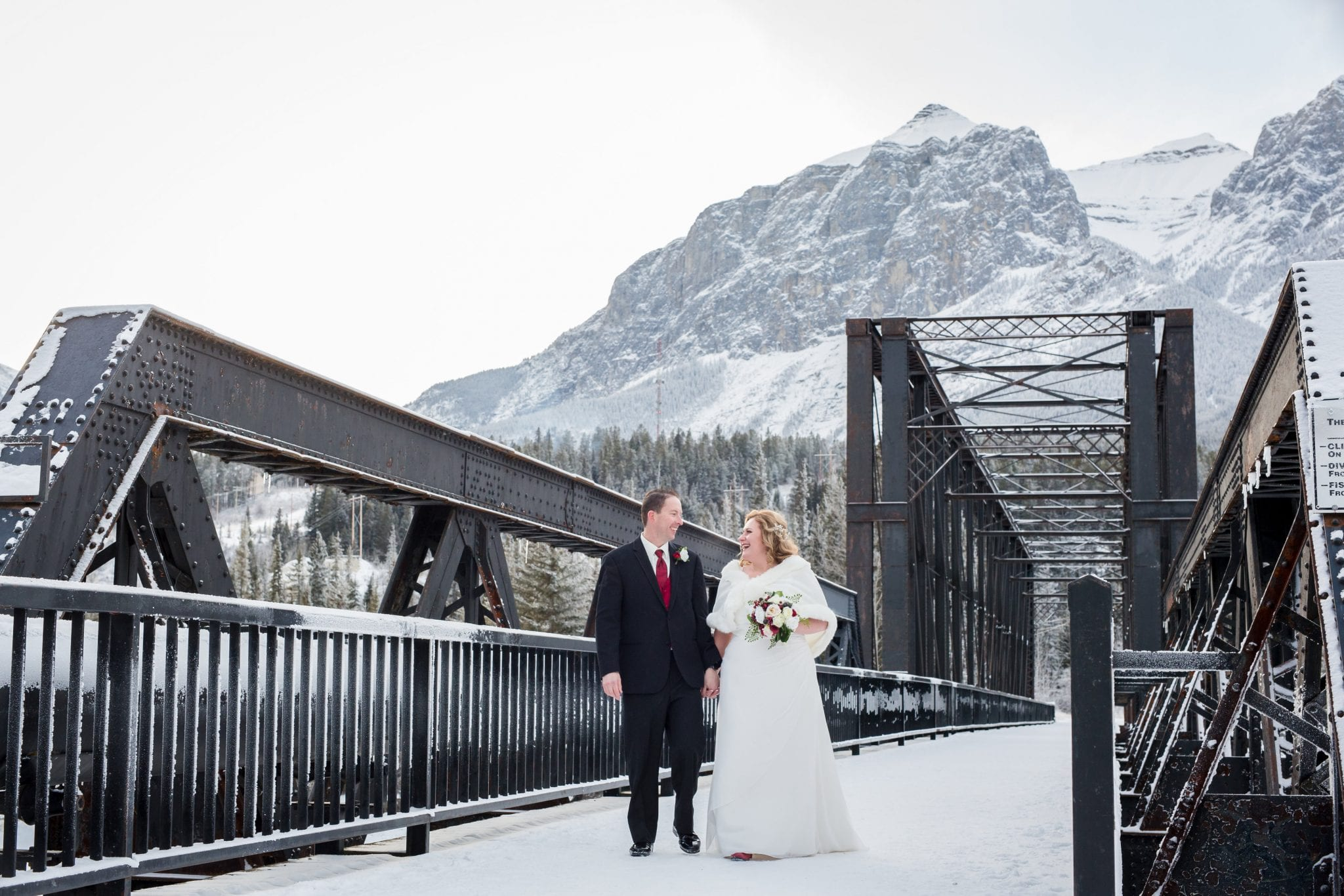 winter wedding - Cornerstone Weddings