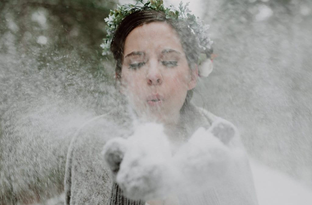 Dashing Through The Snow: Discover the Magic of Winter Weddings With Cornerstone