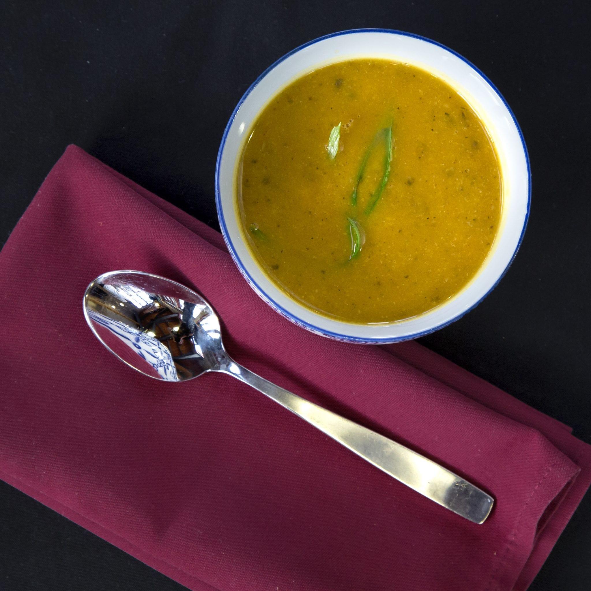 soup- Cornerstone Cafe