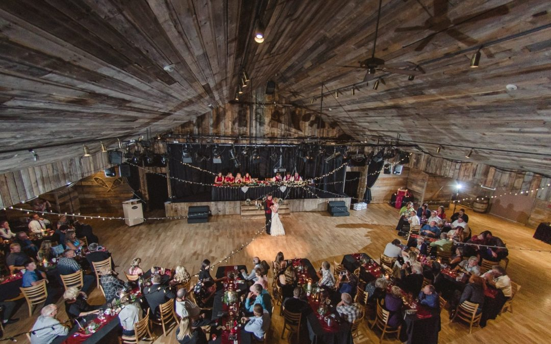 Magical Winter Weddings with Cornerstone Weddings