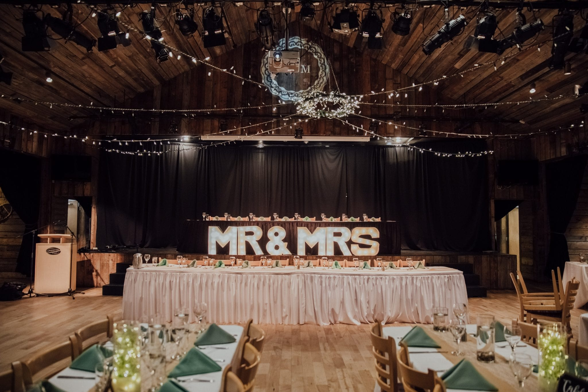 wedding venues alberta