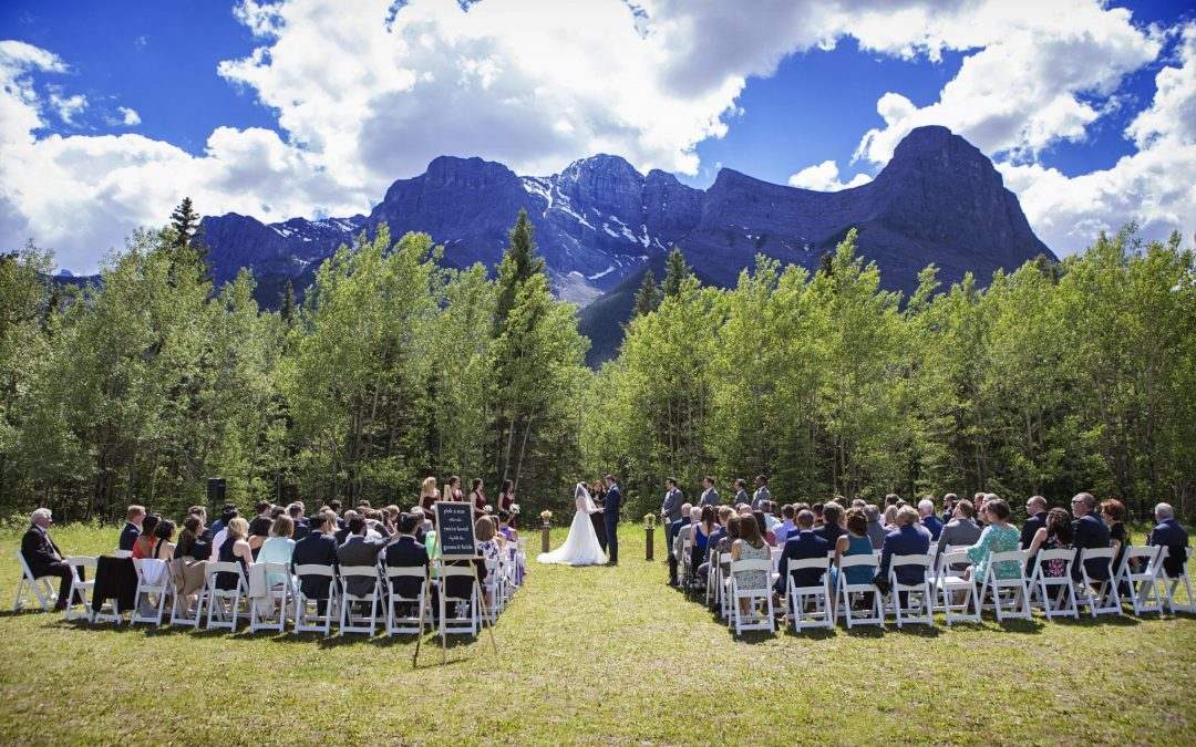 Wedding Venue Spotlight: The Canmore Ranch