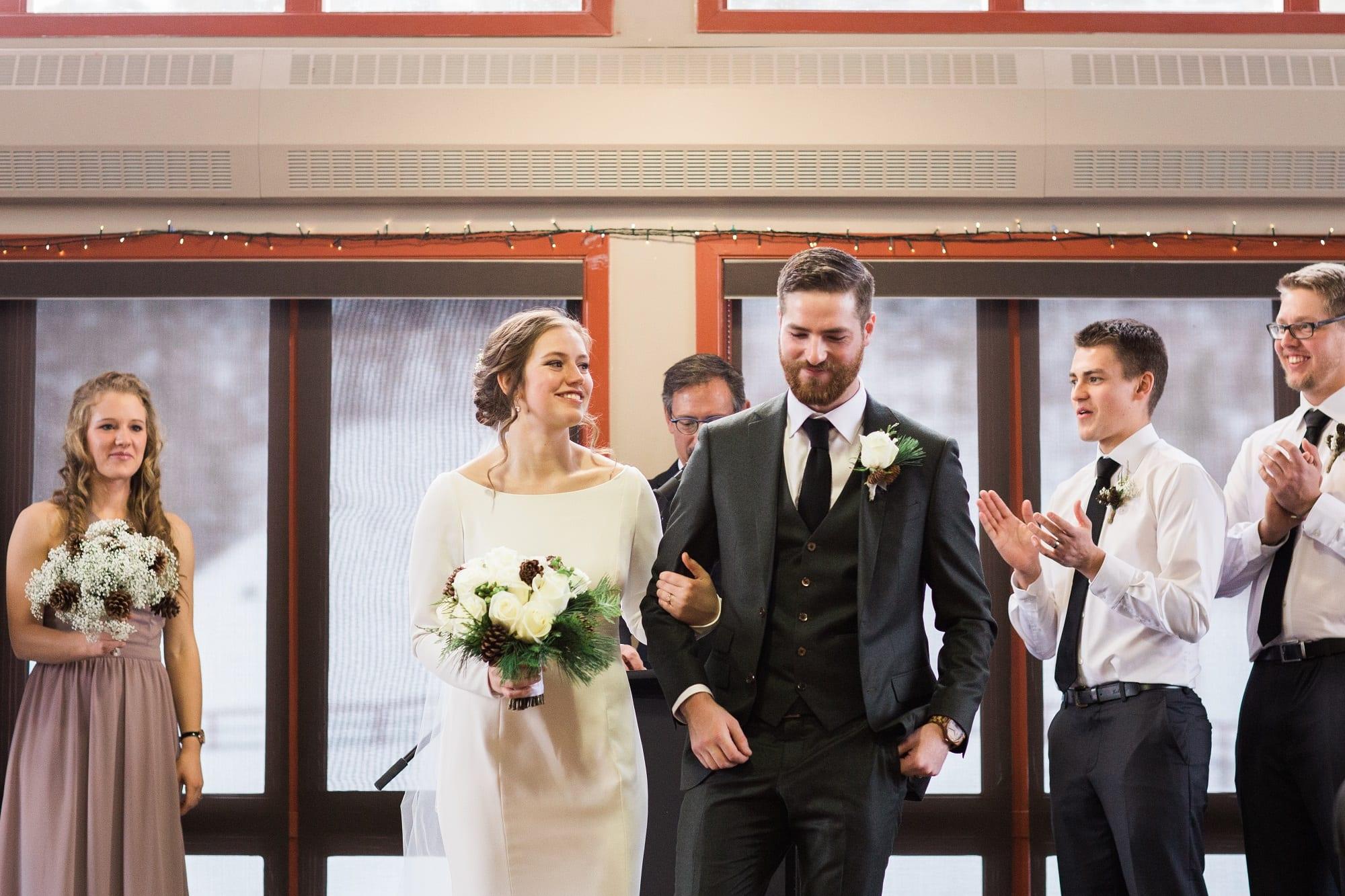 winter weddings alberta