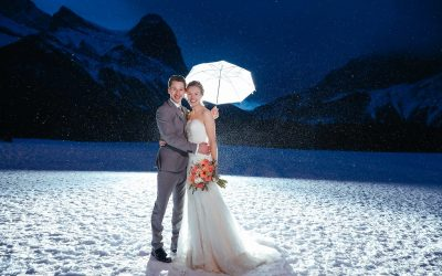 How to Make the Most of Your Winter Wedding in Canmore