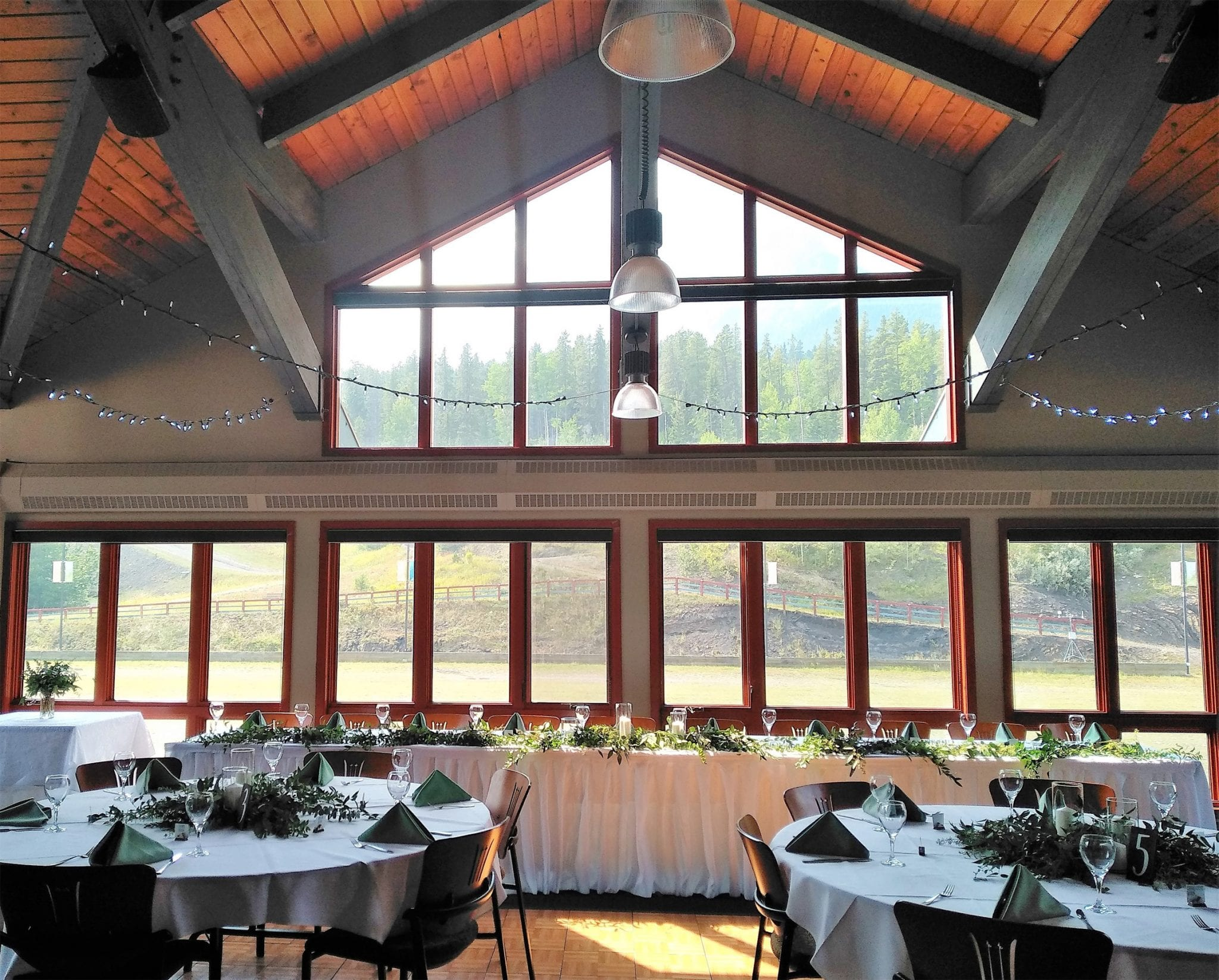nordic centre canmore weddings