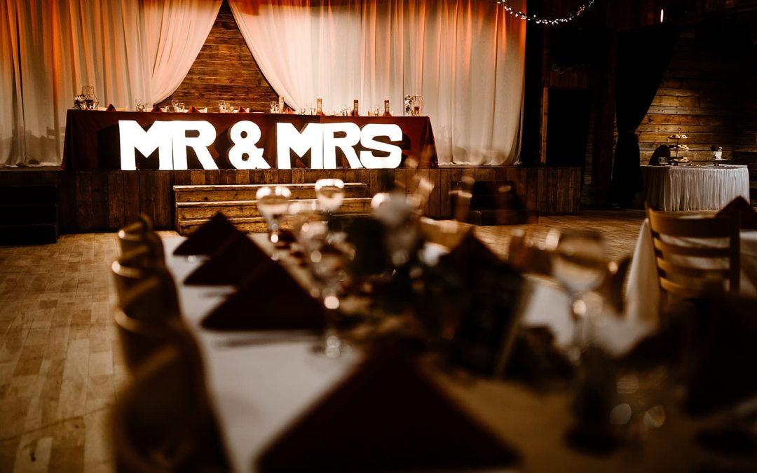 Barn Weddings At The Cornerstone Theatre