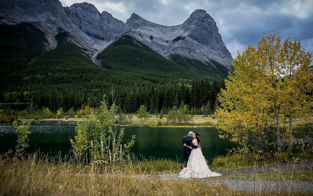 Canmore, Alberta: Your Picture Perfect Rocky Mountain Wedding Destination