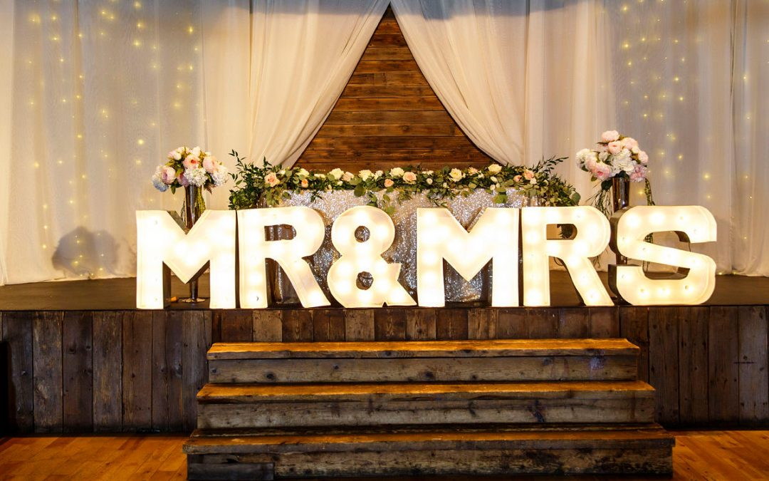 Barn Style Weddings at Cornerstone Theatre