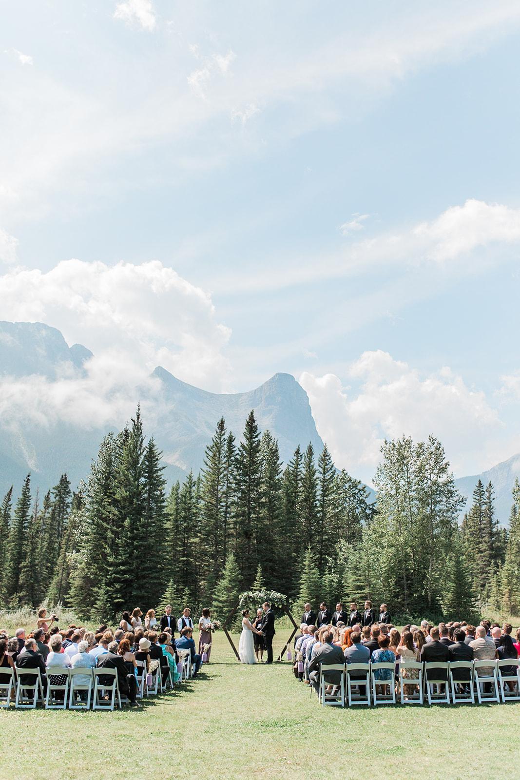 rocky mountain outdoor wedding venues